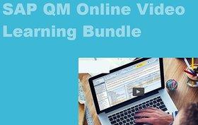 Sap Qm Online Video Learning Ebooks Set