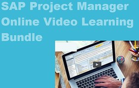 Sap Project Manager Online Video Learning Ebooks Set