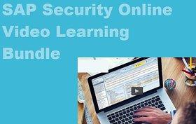 Sap Secirity Online Video Learning Ebooks Set