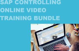 Sap Controlling Online Video Learning Ebooks Set