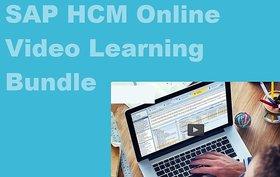 Sap Hcm Online Video Learning Ebooks Set