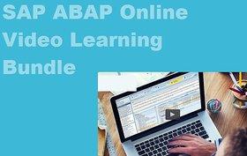 Sap Abap Online Video Learning Ebooks Set
