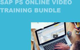 Sap Ps Online Video Learning Ebooks Set