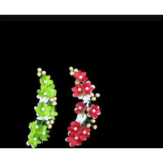 Noorina Funky fashionable hair clips Accessories For Girls Womens Bridels Party Wear