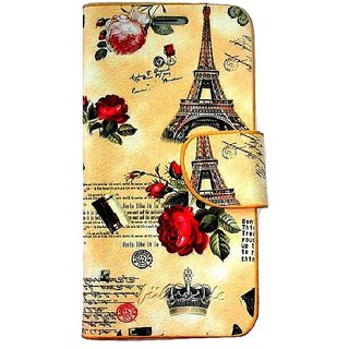 Fuhrende Universal Flip Cover For LG L70 Dual