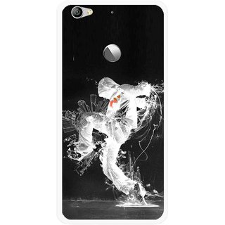 Snooky Printed Dance Mania Mobile Back Cover For Letv Le 1S - Multi
