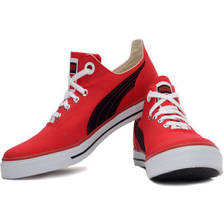 Puma Red Men Casual Shoes - 35651603