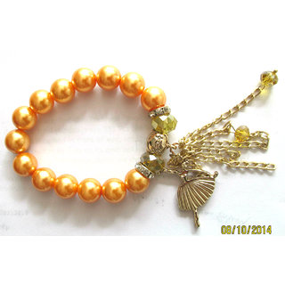 Fancy Yellow Bracelet - 664