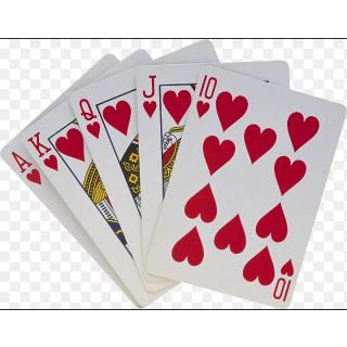 Premium playing cards