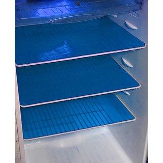 Deerosita PVC Fridge Mat Refrigerator Anti Skid Drawer Mat / Fridge Mat