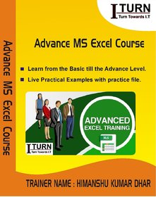 Professional MS Excel 2010 From Basic to Advanced