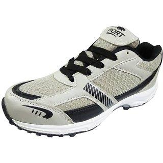 Port Mens Rubber Spike Cricket Shoes