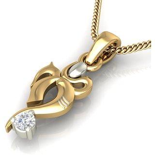 Buy avsar real gold and diamond aprna pendant avp10ya online get avsar real gold and diamond aprna pendant avp10ya aloadofball Image collections