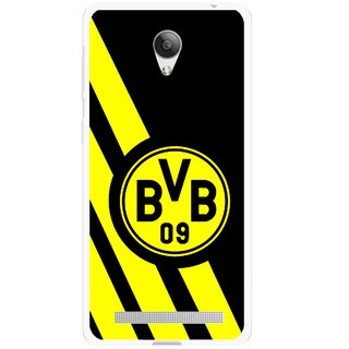 Snooky Printed Sports Logo Mobile Back Cover For Vivo Y28 - Multicolour