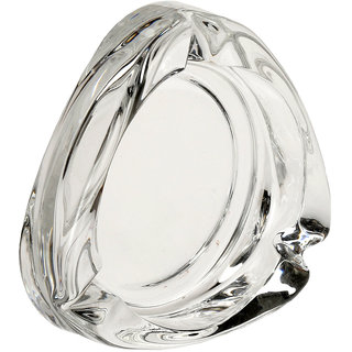 Somil Modern Bar Glass Transparent Ashtray