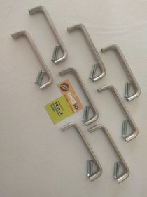 ONE10 D HANDLE HALF ROUND 64 MM (Set of 8pcs.)