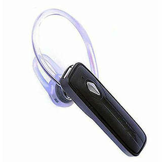 Wireless  Mono Bluetooth Headset, HD Voice Headset With wind noise-reduction technology