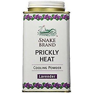 Prickly Heat Powder Snake brand Ocean Fresh Scent (150 gram) - Prickly heat cool