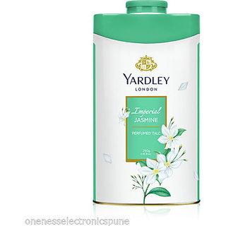 Yardley London Imperial Jasmine Perfumed Talcum Powder 250G MADE IN ENGLAND