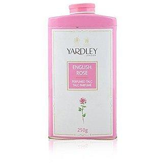 Yardley English Perfumed Talc Rose