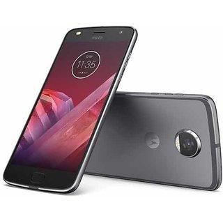 Motorola Moto Z2 Play (Lunar Grey  64GB  4GB RAM)
