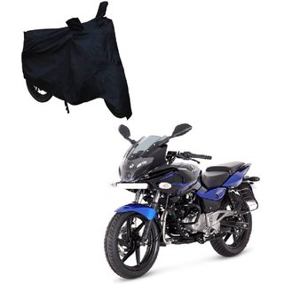 buy affinity bajaj pulsar 220 f 2018 bike cover black online get