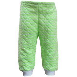 Tumble Stripe Print Full Length Polyfill Leggings (0-6 Months)