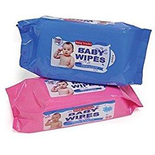 Baby Tender Baby Wipes (Set of 2)