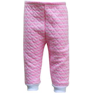Tumble Stripe Print Full Length Polyfill Leggings (12-18 Months)