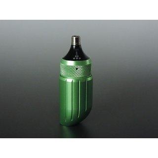 Skoo Rotary Tattoo Machine for Professional Tattoo Supply Cartridge Pen (Green)
