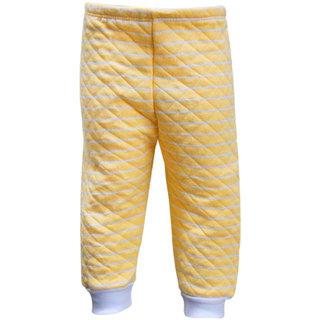 Tumble Stripe Print Full Length Polyfill Leggings (6-9 Months)