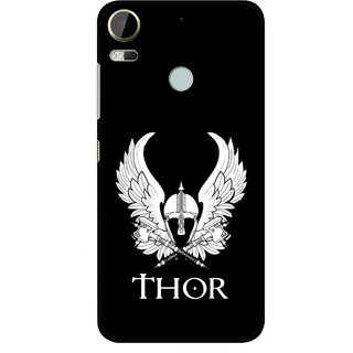 Snooky Printed The Thor Mobile Back Cover For HTC Desire 10 Pro - Multi