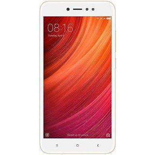 Xiaomi Redmi Y1 (Gold  32 GB)  (3 GB RAM)