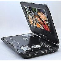 Victor 7.8 Inches 3D Portable DVD Player - 5695282