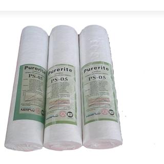 RO Kemflo Spunfilter PS-05 10 inch 3 pcs. for RO Water Purifier