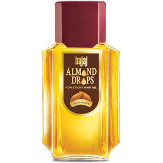 Bajaj Almond Drops Non Sticky Hair Oil 100ml