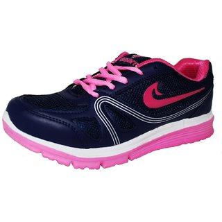 Orbit  Sports Shoes Running LS 14 Navy Blue Pink