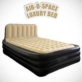 Buy Air O Space Luxury Bed Multi Functional Inflatable Sofa Cum Bed