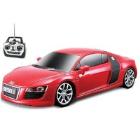 AUDI R8 RC CAR WITH FULL FUNCTION REMOTE CONTROLL