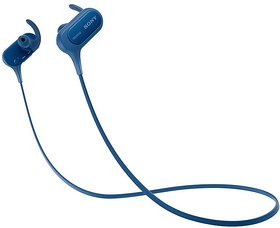 Sony Mdr Xb50BS Headphone   Blue