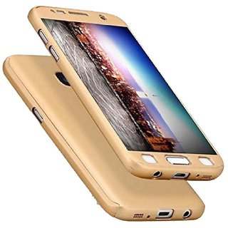 DIVYA Oppo F1s Ipaky Cover Color Gold