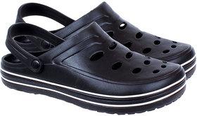 KAYSTAR Rubber M-24 Eva sandals/Clogs Black Color for Men