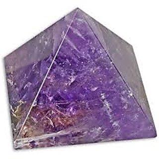 Amethyst Pyramid ( CRYSTAL HEALING ), 100 genuine and natural AMETHYST PYRAMID