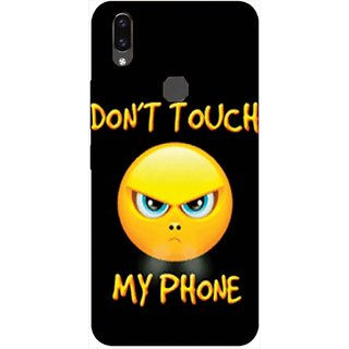 super popular fb28c 6e68b Printgasm Vivo V9 printed back hard cover/case, Matte finish, premium 3D  printed, designer case