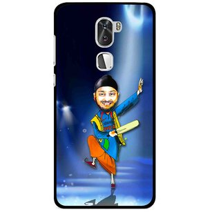 Snooky Printed Balle balle Mobile Back Cover For Coolpad Cool 1 - Multi
