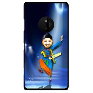 Snooky Printed Balle balle Mobile Back Cover For Microsoft Lumia 830 - Multi