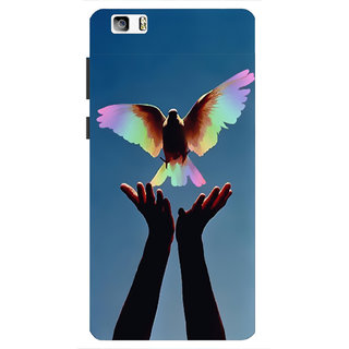 Printgasm Xiaomi Mi 5 printed back hard cover/case,  Matte finish, premium 3D printed, designer case