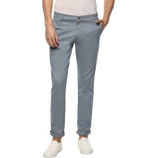 Urbano Fashion Men's Blue Chinos