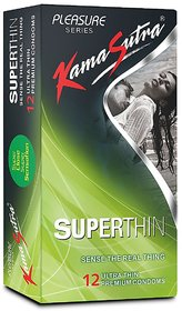 Kamasutra Super Thin 24 Pieces