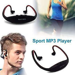 Wireless Bluetooth Sports Headset With Mic (MULTI-COLOUR)